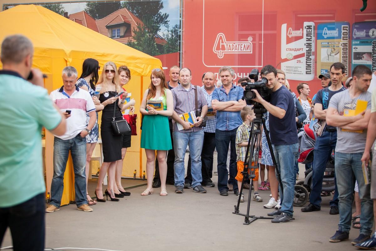 Роуд-шоу YTONG в Иваново 2015
